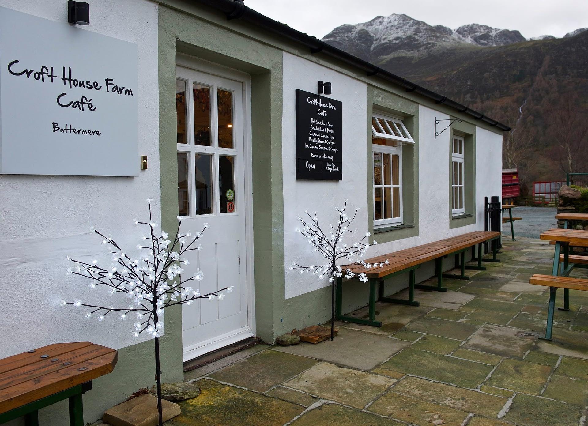 Croft House Farm Café